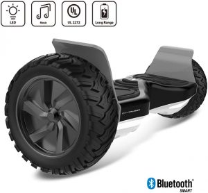 "City Cruiser Hoverboard 8.5"" Self Balancing Scooter"