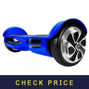 HOVERZON App-Enabled XLS Series Bluetooth Hoverboard review