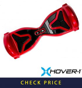 Hover-1 H1 Hoverboard Review