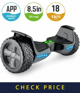 Tomoloo V2 OFF Road Hoverboard Review