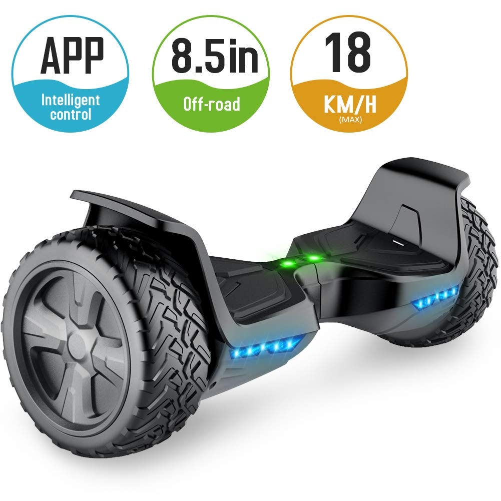 Tomoloo V2 OFF Road Hoverboard