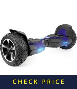 XtremepowerUS 8.5-inch Off Road Hoverboard Review