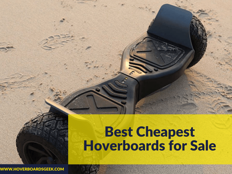 Best Cheap Hoverboards for Sale