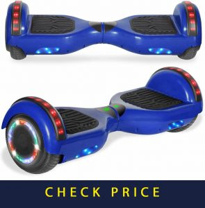 Cho Electric Self Balancing Hoverboard
