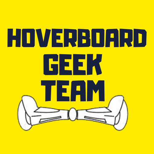 Hoverboard Geek Team Logo