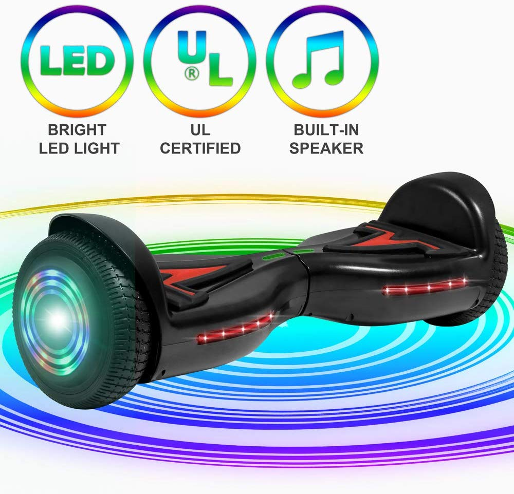NHT Bluetooth Self Balancing Hoverboard
