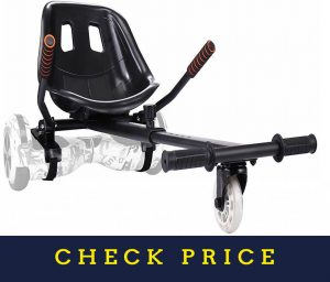 Yabbay Hover Go Kart Review