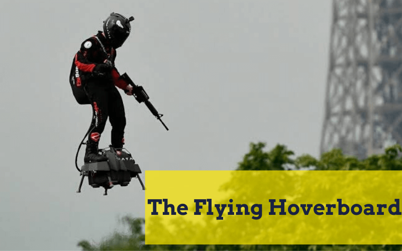 Flying Hoverboard