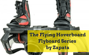 First Ever Flying Hoverboard Review - Flyboard Pro series by Zapata