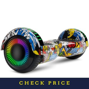 LIEAGLE Hoverboard 6.5""