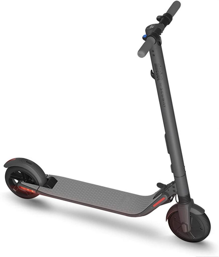 Segway Ninebot ES2 Electric Kick Scooter, Lighweight Escooter