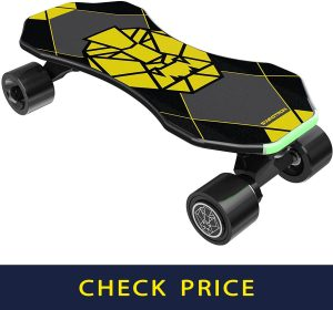Swagtron Swagskate NG3 - Best Budget Electric Skateboard