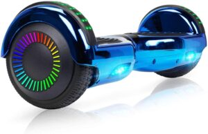 Felimoda UL Certified Self Balancing Hoverboard for Adults and Kids