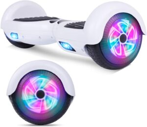 VEVELINE Two Wheel Self Balancing Hoverboard