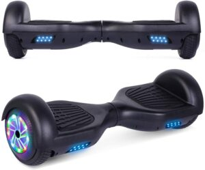 UNI-SUN Hoverboard with Colorful LED Lights