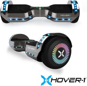 Hover-1 Chrome 2.0 Hoverboard Electric Scooter 1